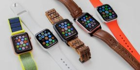 Новые часы Apple Watch Series 5 представят вместе с iPhone 11