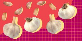 7 важных причин есть чеснок каждый день