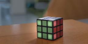 Штука дня: JUNECUBE — кубик Рубика, который поможет себя собрать