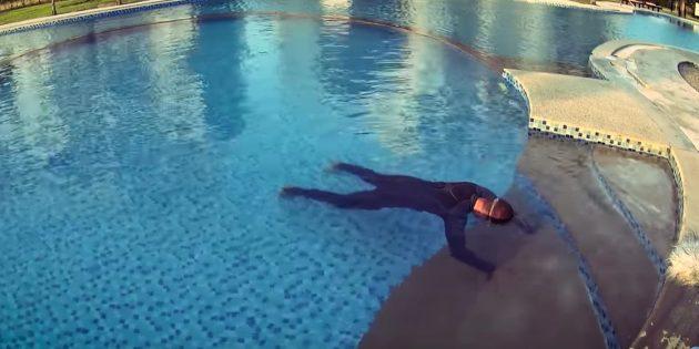 Как научить ребёнка плавать: нужно отработать задержку дыхания