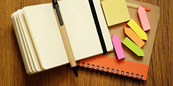5 креативных способов вести ежедневник
