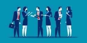 10 трюков, которые помогут заводить деловые знакомства