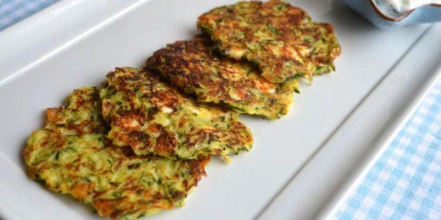 Котлеты из кабачка с рисом — вкусно и недорого