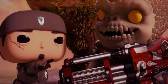 На смартфонах вышла бесплатная игра по Gears of War. И она жутко милая
