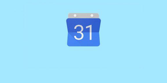 Как защитить «Google Календарь» от спама