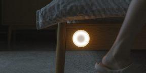 Xiaomi анонсировала ночные лампы Mijia Night Light 2. Их аккумуляторов хватит на год работы