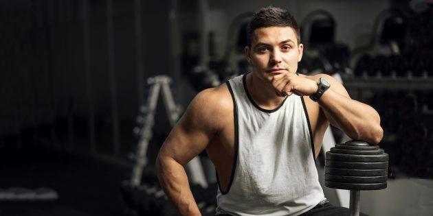О чём думать на тренировке, чтобы стать сильнее и быстрее нарастить мышцы