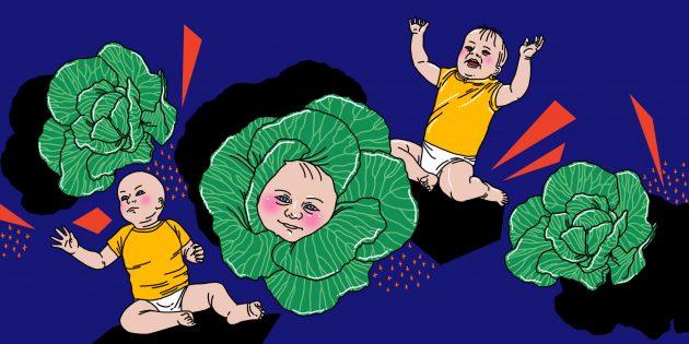 Мифы о материнстве и рождении ребёнка