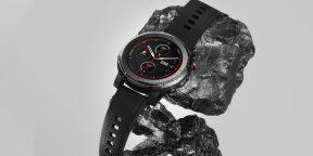 Huami выпустила Amazfit Sports Watch 3 — флагманские часы с GPS, NFC и двумя ОС
