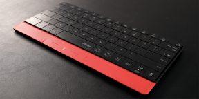Штука дня: Mokibo — клавиатура для планшетов, которая ещё и тачпад