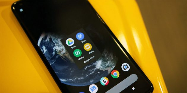 Google обновила дизайн «Документов», «Таблиц» и «Презентаций» для Android