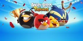 Angry Birds Friends вышла на ПК. В неё можно играть бесплатно
