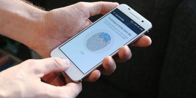 В Chrome для Android теперь можно авторизоваться с помощью отпечатка пальца