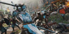 Ubisoft отдаёт бесплатно мультиплеерный экшен For Honor