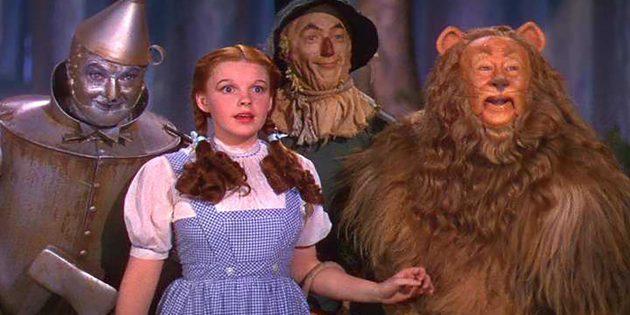 Фильму «Волшебник страны Оз» — 80 лет. У Google в честь этого есть пасхалка