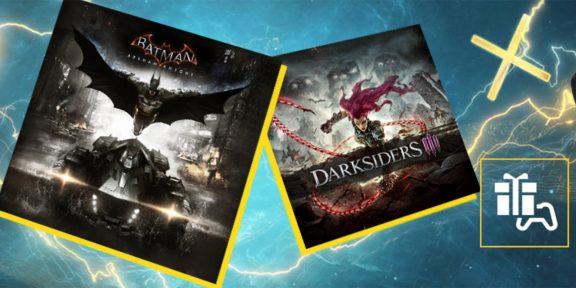 В сентябре подписчики PS Plus бесплатно получат две AAA-игры на сумму 4 998 рублей