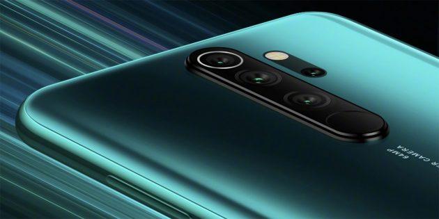 Xiaomi представила Redmi Note 8 Pro — первый в мире смартфон с камерой на 64 Мп
