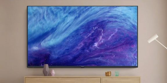 Xiaomi представила 70-дюймовый 4K-телевизор Redmi TV за 530 долларов