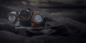 Garmin представила спортивные часы Fenix 6 с солнечной зарядкой и большими экранами