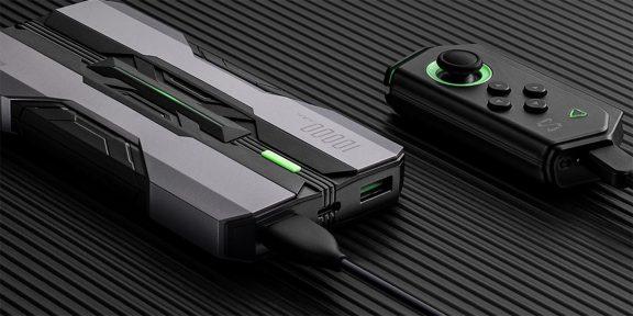 Xiaomi представила стильный пауэрбанк Black Shark на 10 000 мА·ч