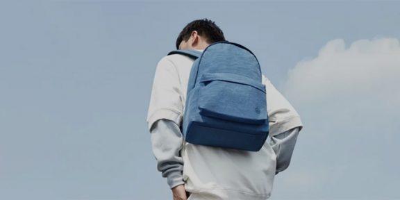 Xiaomi представила стильный и недорогой рюкзак из серии 90 Points
