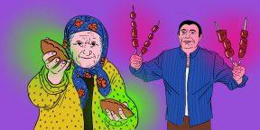 Смертельный стритфуд: чем опасна уличная еда