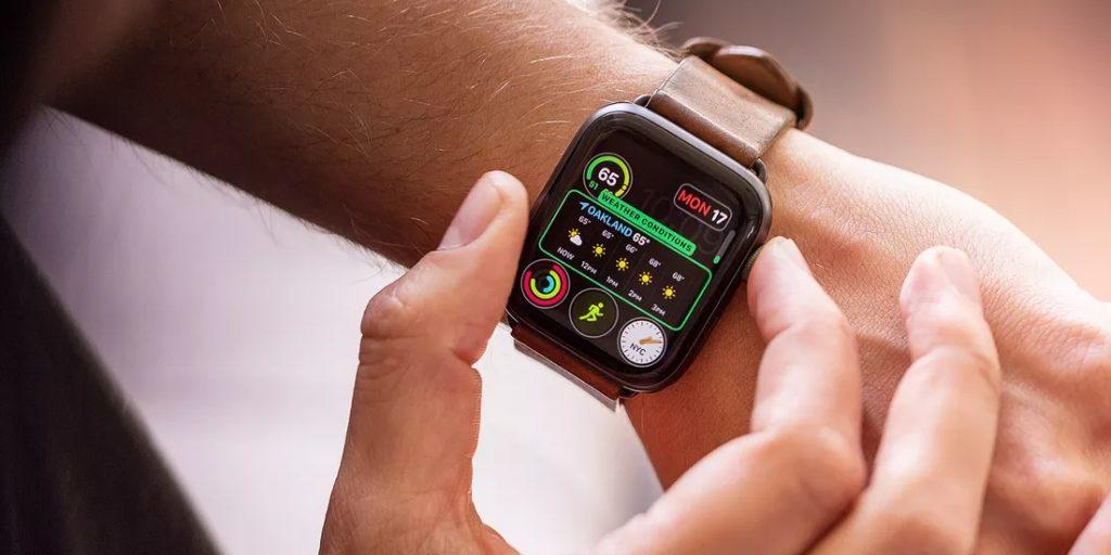 Суббренд Xiaomi готовит часы c дизайном Apple Watch Series 4