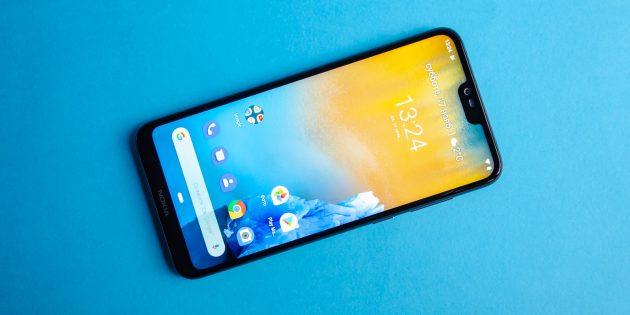 Какие смартфоны Nokia обновят до Android 10