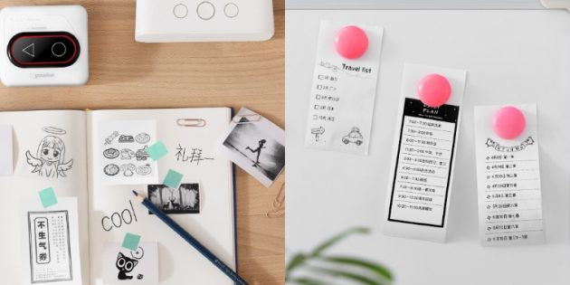карманный принтер Xiaomi