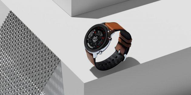 Часы Amazfit GTR приходят в Россию