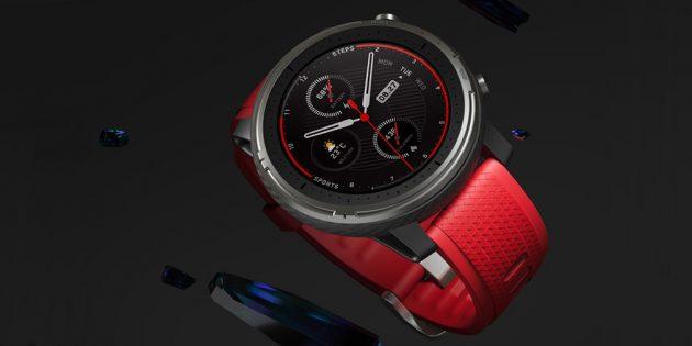 Huami выпустила топовые часы Amazfit Sports Watch 3