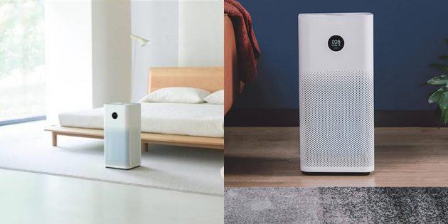 Представлен очиститель воздуха Xiaomi Mijia Air Purifier 3