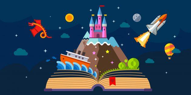 10 сайтов, где можно бесплатно слушать сказки для детей