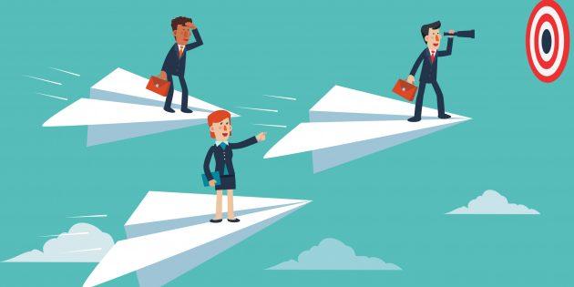 Как ставить амбициозные цели для бизнеса и добиваться их