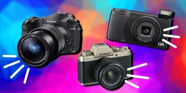 Какую камеру купить новичку в фотографии