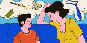 Как правильно говорить с ребёнком о профессии