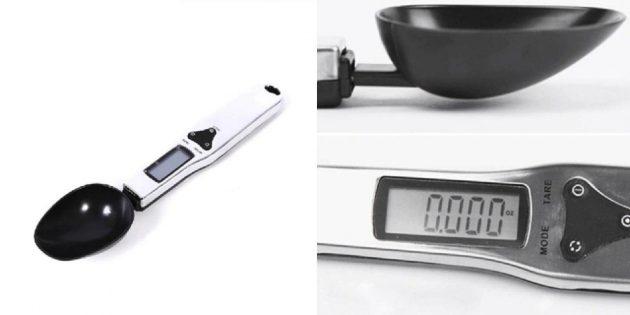 Ложка-весы