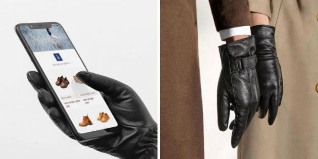 Перчатки от Xiaomi