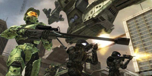 самые дорогие игры: Halo 2