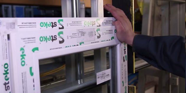 Как отрегулировать пластиковые окна,если створка «выпадает»