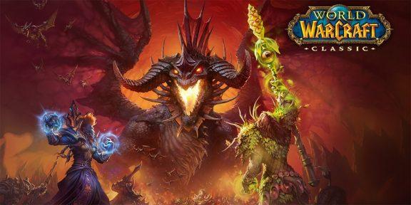 Blizzard запустила WoW Classic — обновлённую версию легендарной онлайн-игры