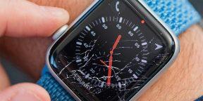Apple запустила программу бесплатной замены экранов Apple Watch
