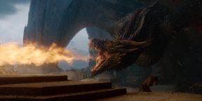 Сценарий «Игры Престолов» раскрыл, почему Дрогон сжёг Железный трон