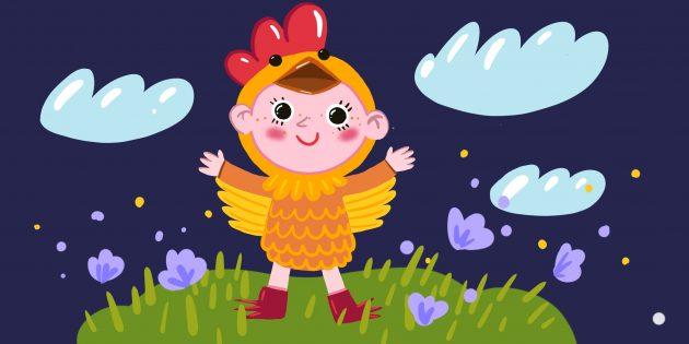 Загадки для детей 4–5 лет про птиц