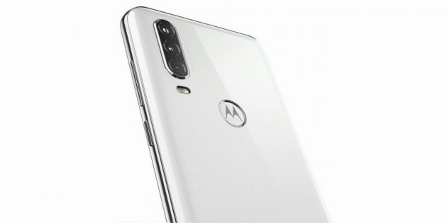 Задняя камера Motorola One Action