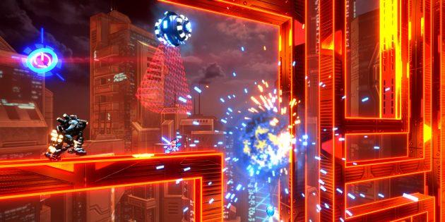Exception — новая игра в Steam