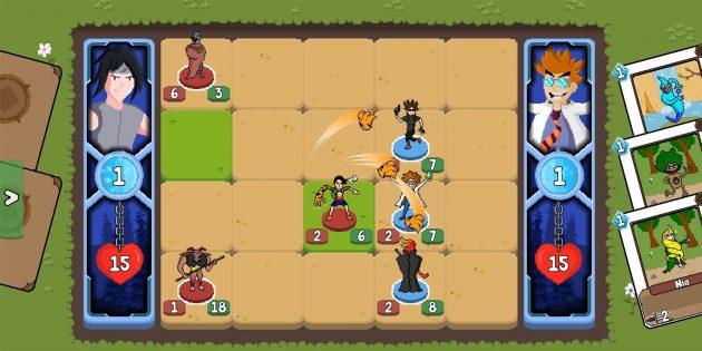 Hobs — новая игра в Steam