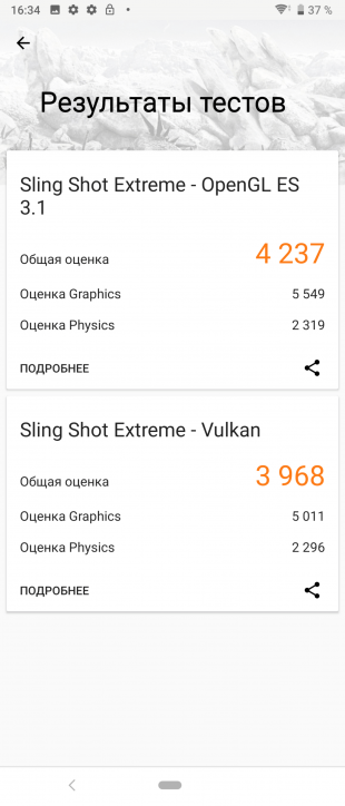 Sony Xperia 1: Shot Extreme