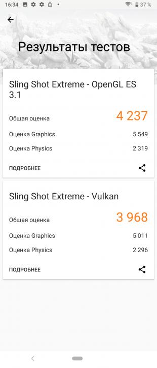 Sony Xperia 1: Shot Extreme