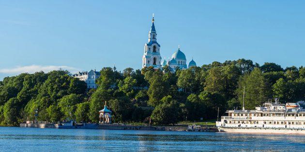 Достопримечательности России: остров Валаам